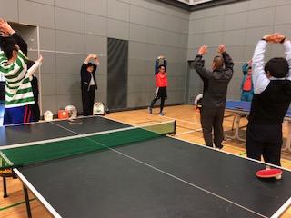 第1回川崎営業所卓球大会