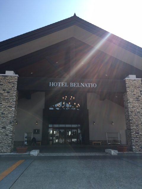 当間高原リゾートホテル ベルナティオ様に一泊(^^♪